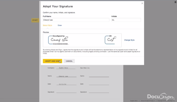 NAR and DocuSign Partner on E-Signatures
