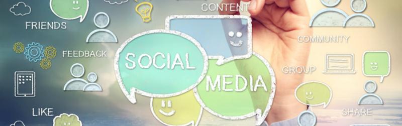 Social Media Concept Board