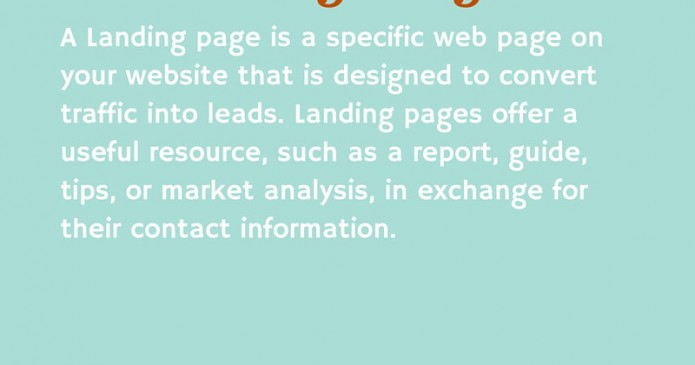 #2 Landing Page & #3 Home Value Estimate – Turning Online Seller Leads into Commissions